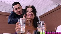 Pretty babe Nikki Kay getting fucked in various angel