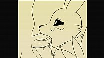 14508 Renamon shows how much of a horny slut she is preview