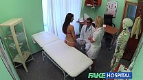 FakeHospital Doctors cock and nurses tongue cure frustrated horny patients pornhub video