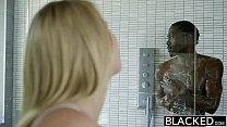 BLACKED Monster Black Cock Creampies Blonde Teen Dakota James