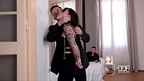 Ultra Vixen Nikita Bellucci - Double Penetrated to pure ecstasy