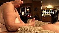 Amature handjob and masturbating