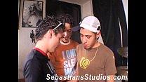 More Bareback Latin Twinks video