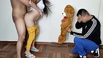 I Bring My Girlfriend a Teddy But She Prefers H...