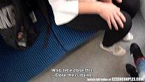 Foursome Sex in Public TRAIN Preview