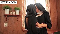 Two lesbian nuns playing togather - XCZECH.com pornhub video