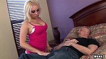 WANKZ- Big titty Blond Hottie preview image