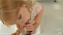 Gonzo creampie action with Charlyse Bella by  All internal Vorschaubild