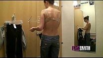 Big Tit Teen Masturbates in Dressing Room Vorschaubild