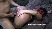 thickred gets banged and nutted on by bbc jovan jordan