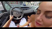 Image: [HoliVR] Car Sex Adventure 100% Driving FUCK experience   360 VR Porn