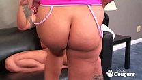Latin MILF Jaylene Rio Humps A Hard Dick