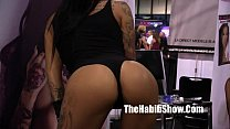 15880 Exclusive..exxxotica porn convention.  what you all missed preview