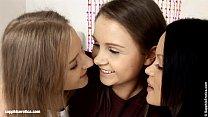Young hotties Angelina, Dulce and Malia by Sapp...