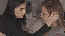 She Seduced Me: Seducing My Straight Roommate - Judy Jolie & Kyler Quinn