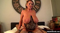 Huge curvy webcam girl with monster tits - more videos on CAMSBARN.com thumbnail
