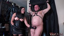 FemDom Michele Trains Slave To Eat Pussy