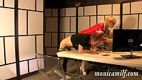 nick cheney porn & Extreme pegging and analfisting with stretching by norwegian nurse monicamilf thumbnail