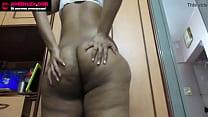 Big Ass Horny Indian Tamil Babe Dancing Naked