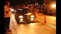 striptease car racing night's Thumb