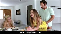 Teen Step d. Can Be Family Fucked By Step Dad Whenever He Wants After Mom Cheats