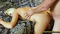 "Ms Paris and Her Amateur Theater ""Ass Fucking"
