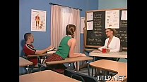 Cunning teacher gets teen love tunnel pornhub video