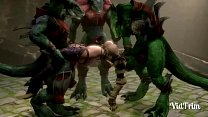 devika videos - 3D Monster Fuck Compilation thumbnail