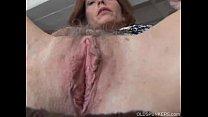 Download video bokep Mature redhead fucks her pussy and asshole 3gp terbaru