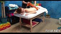 Nude angel massage Image