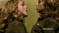 Hot lesbians licking pussy and fucking each other