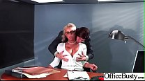 Sex In Office With Big Round Tits Girl (Phoenix Marie) video-25