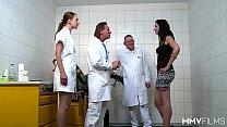 German Milf gets medicine from the Doctor Vorschaubild