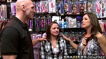 Brazzers - Mommy Got Boobs -  Its The Perfect Size For Your Pussy scene starring Francesca Le and Jo