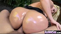 Anal Sex With Huge Ass Oiled Up Girl (alena croft) video-01