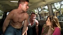 BAIT BUS - Straight Bait Sam Northman Goes Gay For Pay And Gets Left In The Dust