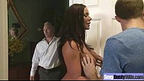 (kendra lust) Busty Hot Mature Housewife Get Sluty In Hard Sex Scene mov-17 Preview