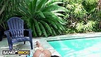 BANGBROS - Gardener Bruno Dickemz Fucks Latina Pornstar Valerie Kay Image