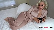 Blonde Lonely Mom Fucks Son- Casca Akashova