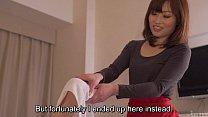 Bangaladesi porn, Subtitled CFNM Japanese hotel milf massage leads to handjob thumbnail