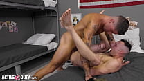New Recruit Chris Damned's First Sex Scene With Johnny B - ActiveDuty