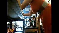 Download video bokep Public red head on  webcam cafe masturbation  -... 3gp terbaru