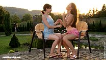 Outdoor Passion by Sapphic Erotica - sensual le...