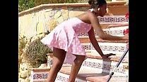 Rosanna Mendes, Beautiful Mulata Dp'ed Under the Sun