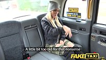 Fake Taxi Mature busty milf licks arse and empties big balls Preview