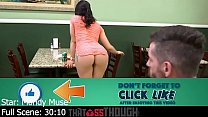 Round Ass Mandy Muse serves up Booty in the Bathroom Preview