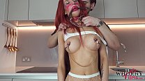 Submissive babe Evilyn Jezebel with pierced tits loves a hardcore fuck  WhornyFilms.com