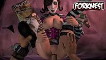 Gforn:Mad Moxxi - Part 2