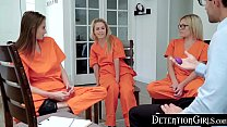 DetentionGirls - Sneaking Her Vibrator Into Group Therapy S1:E8