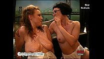 Kati and Maja ultimate bukkake duo
